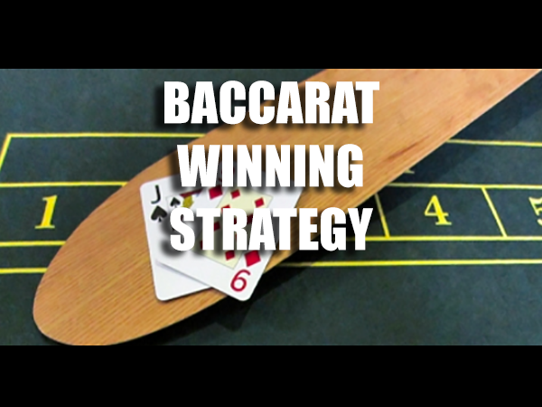 Baccarat System That Works